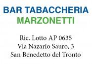 Bar tabaccheria Marzonetti